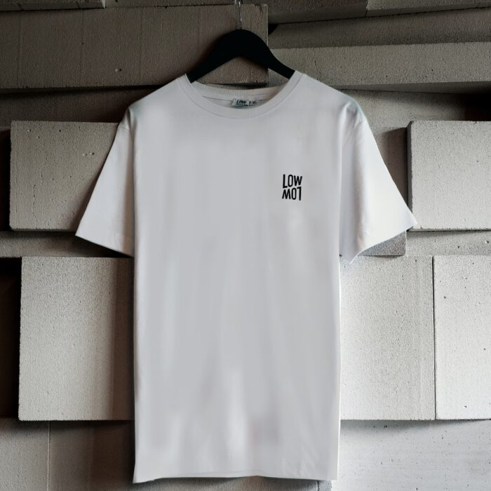 LowLow Signature Shirt white front