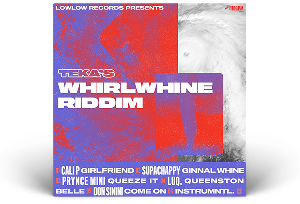 Artwork for Whirlwhine Riddim