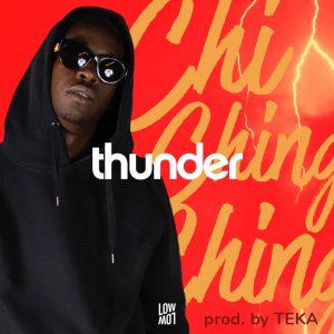 Artwork Chi Ching Ching – Thunder prod Teka