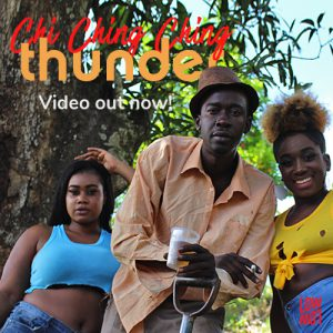 chi ching ching - thunder video out now