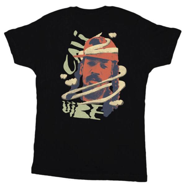 Cali P Merchandise T-Shirt Cali Vibe Black