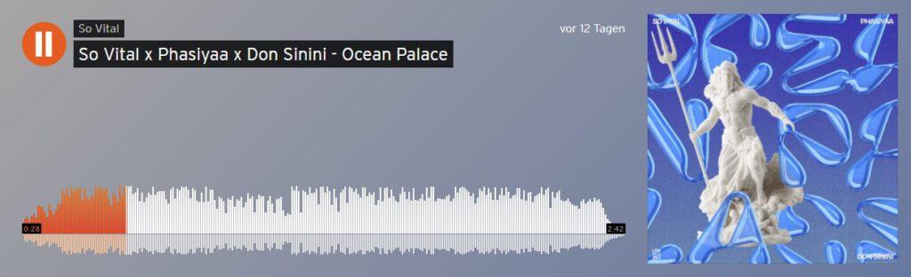 Soundcloud: Ocean Palace